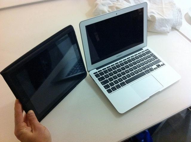 Что лучше планшет или ноутбук