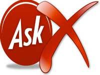удаление тулбара Ask