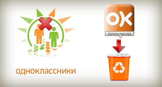 Как удалить аккаунт в Одноклассниках: инструкции для ПК и телефона