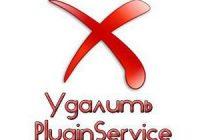 Как удалить Pluginservice.exe (вредоносную панель инструментов) вручную