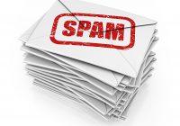 Рассылается спам с сервера