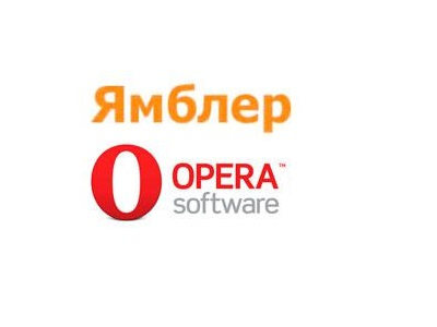 Yambler и Opera