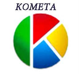 логотип браузера Комета
