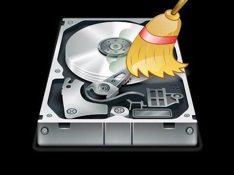 Как почистить системный диск C