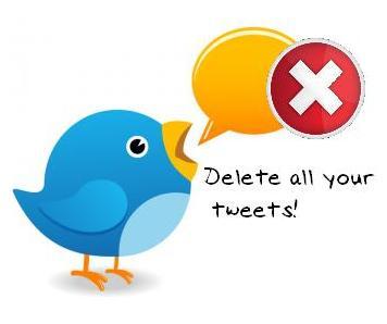 Как удалить твиты в Твиттере: все сразу или по одному