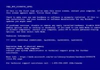 Архивы STOP 0x000000ED Unmountable_boot_volume - Comp-Web-Pro