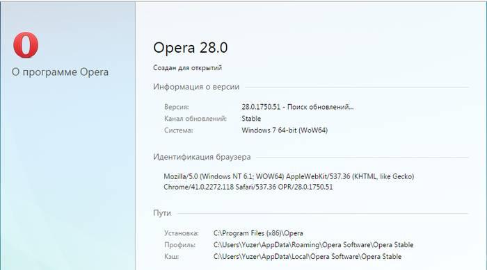 Что делать, если Опера не открывает страницы