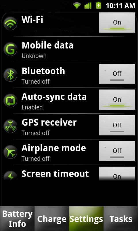 Что делать, если смартфон быстро разряжается