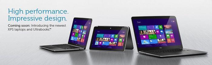 Dell представила два новых планшета Venue с Windows 8.1, также обновленные устройства из серии XPS