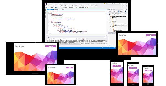 Доступна финальная версия Visual Studio 2015