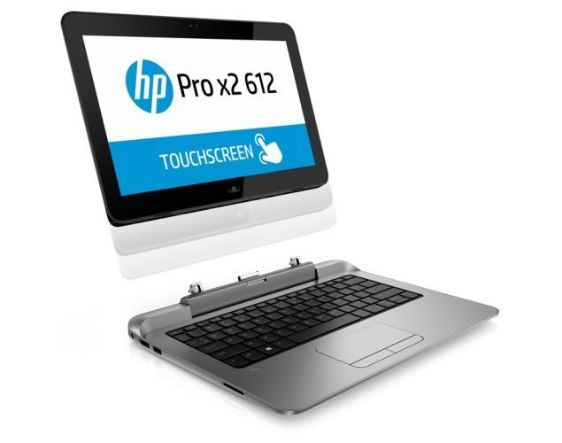 HP Pro X2 612 – еще один конкурент Surface Pro 3