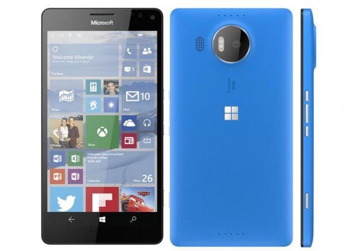 Изображения новых флагманов Lumia от Microsoft