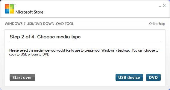 Как легально скачать ISO-образ Windows 7 (требуется ключ продукта)