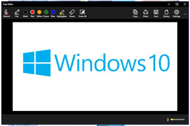 Как сделать скриншот на Windows 10, как создать снимок экрана