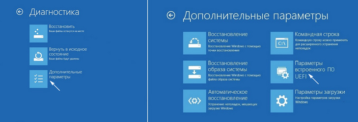 Как зайти в БИОС на Windows 10