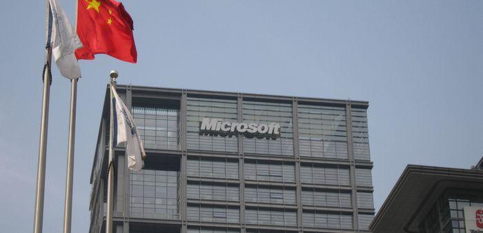 Китайское правительство обвиняют в атаке на Outlook