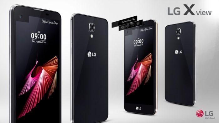 LG X View: обзор смартфона со всеми недостатками