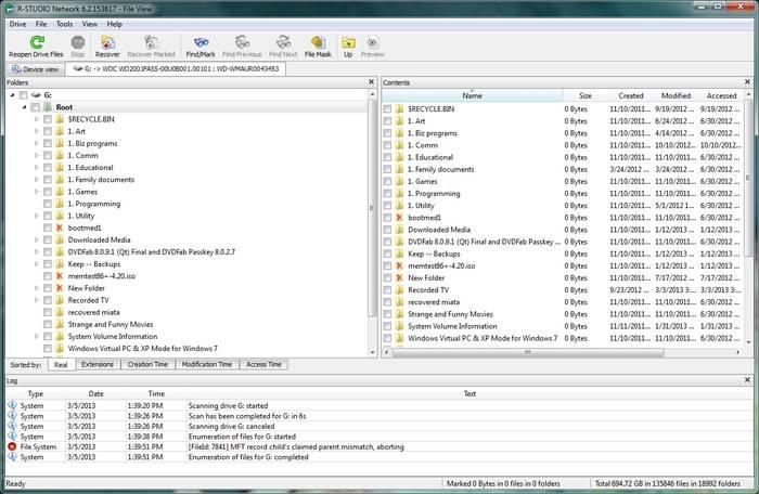 Лучшие программы для восстановления данных с флешки