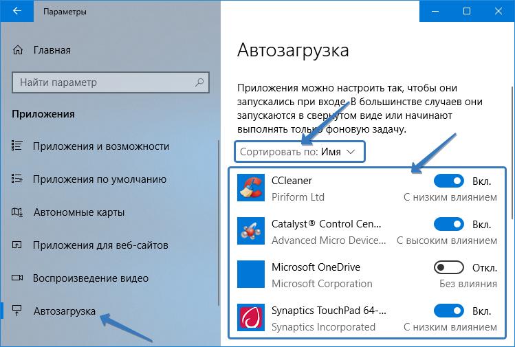 Меню автозагрузки windows 10: где оно находится, и как открыть новую программу управления параметрами, отвечающую за запуск элементов при старте системы
