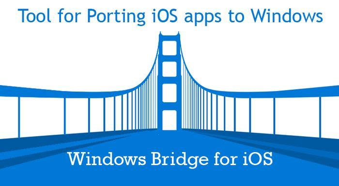 Microsoft поделилась новостями о развитии Windows bridge for iOS