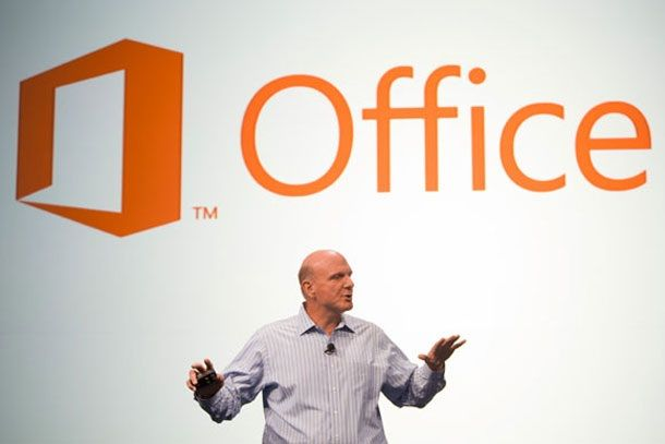 Microsoft представила Office 365 Home Premium