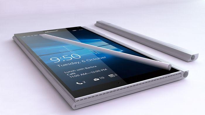 Microsoft разрабатывает смартфон Lumia Phone X