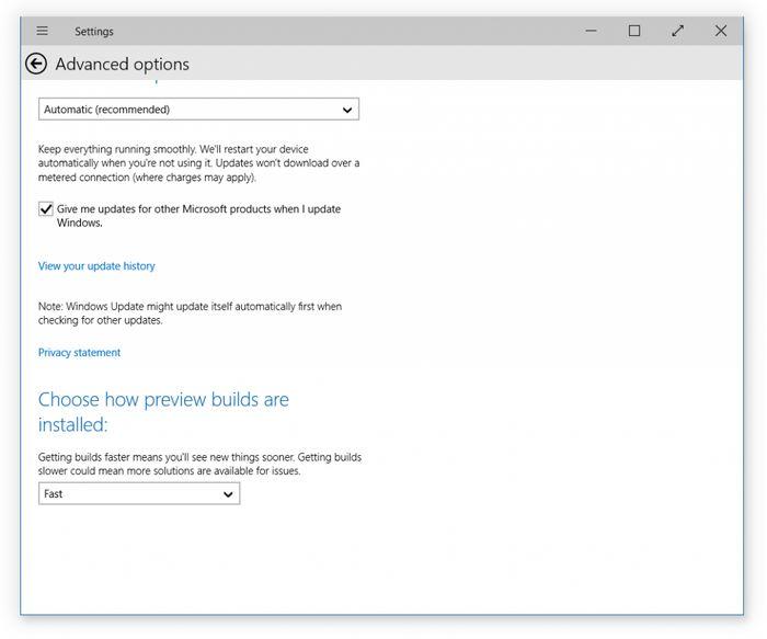 Microsoft выпустила новую сборку 9926 Windows 10 Technical Preview