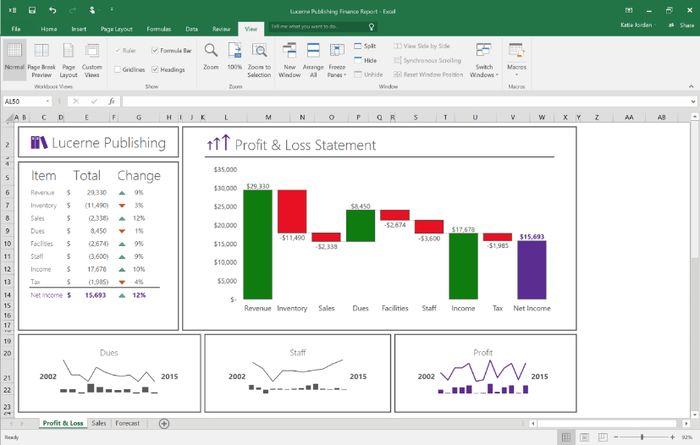 Microsoft выпустила второе обновление для Office 2016 Preview