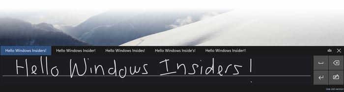 Microsoft выпустила Windows 10 TP build 10041