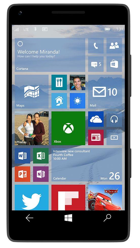 Microsoft выпустит сборку Windows 10 с потребительскими функциями на следующей неделе, тестовая версия для мобильных устройств запланирована на февраль