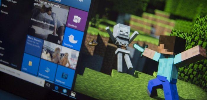 Minecraft для Windows 10 обзавелся мультиплеером