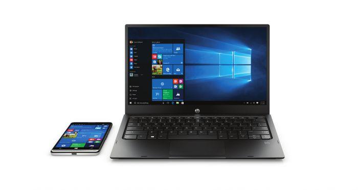 MWC 2016: HP представила смартфон HP Elite x3, характеристики, фотографии и официальное видео