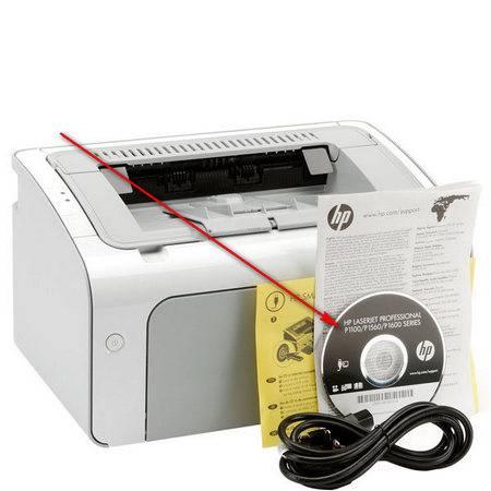 Настройка принтера на печать с компьютера