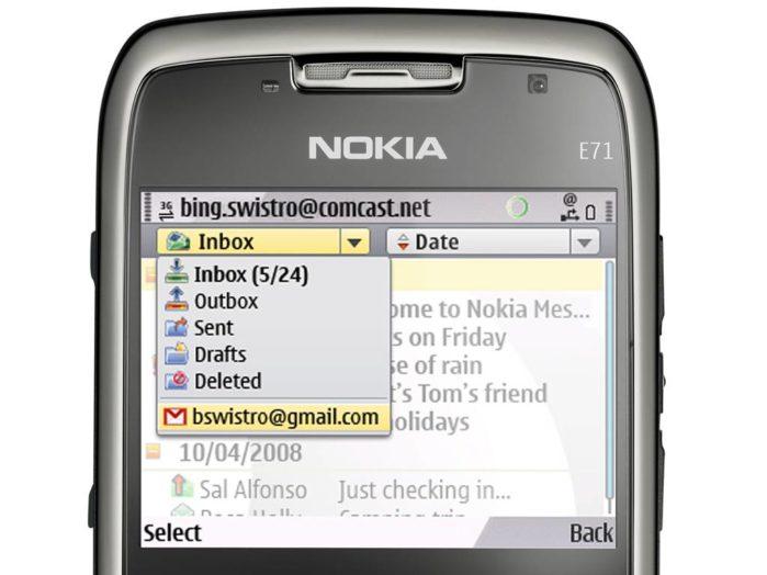 Nokia Messaging: особенности и преимущества сервиса