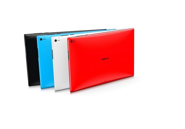 Nokia показала планшет Lumia 2520