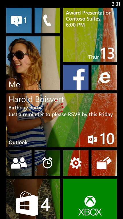 Новое в Windows Phone 8.1 + видео
