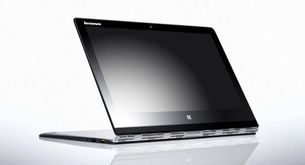 Новые устройства Lenovo Yoga с Windows