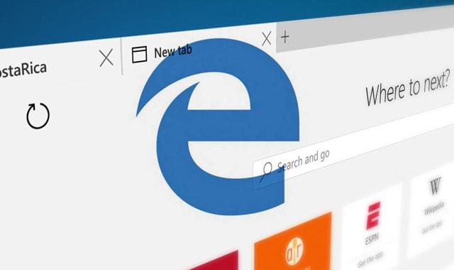 Новый браузер Microsoft Edge получил собственный движок
