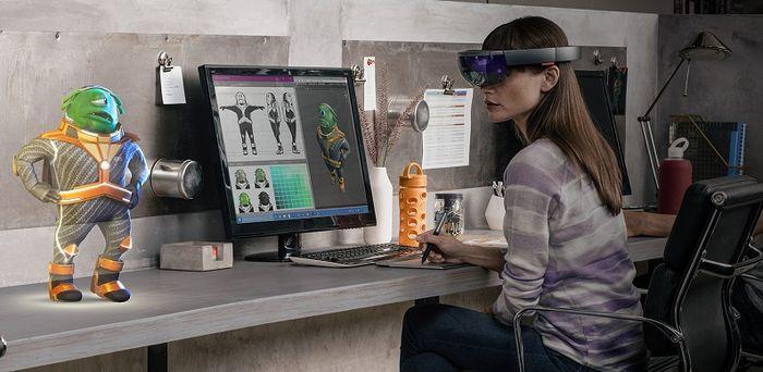 Очки Microsoft HoloLens будут выпущены для разработчиков в начале 2016 года по цене 3000 долларов