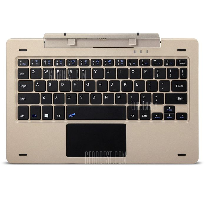 Onda OBook10: новый мультирежимный компьютер с Windows 10 и процессором Intel Cherry Trail