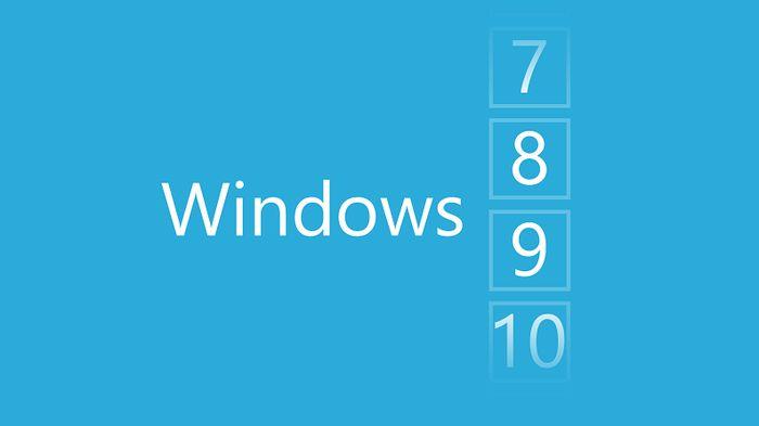 Первая тестовая версия Windows 9 (Threshold) может быть выпущена в конце сентября