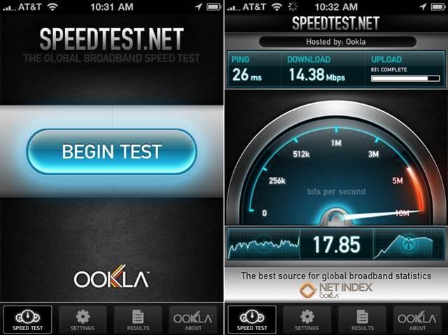 Почему низкая скорость интернета