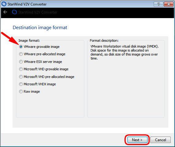 Преобразование виртуальных жестких дисков VHD и VHDX средствами Hyper-V и программой StarWind V2V Converter
