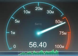 Причины, по которым падает скорость Интернета через роутер