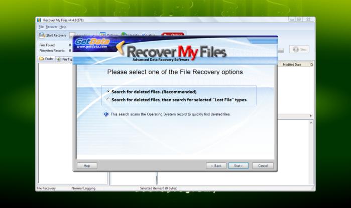 Recover My Files: обзор и ключевые возможности