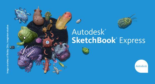 SketchBook Express для Windows 8 и RT – замечательная альтернатива для Microsoft Paint с интерфейсом Modern