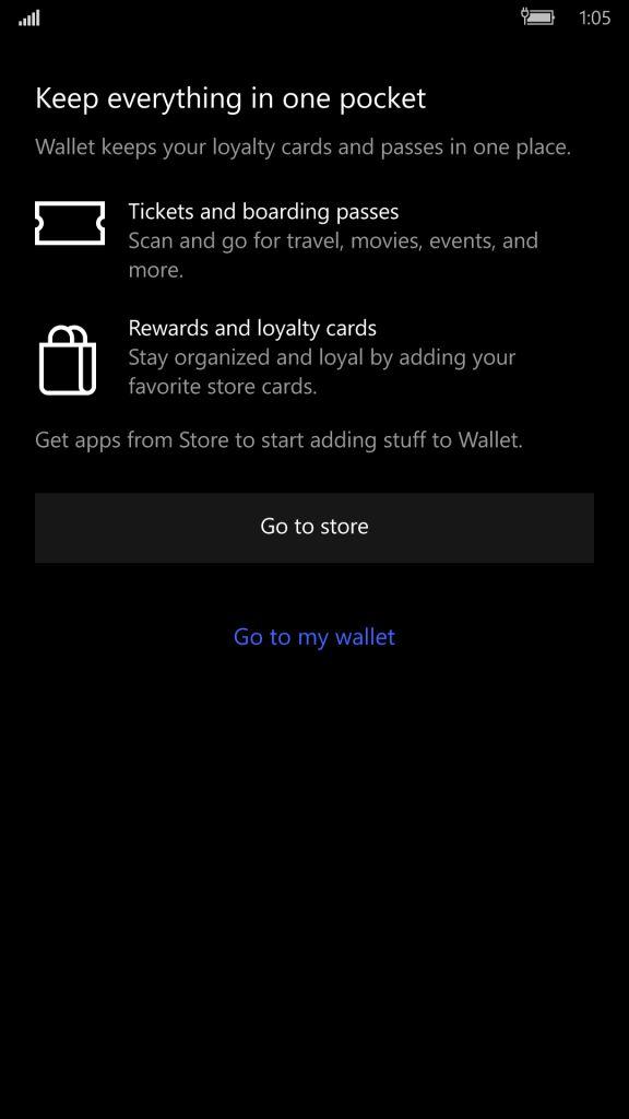 Скриншоты Windows 10 Mobile Build 10166 из эмулятора Windows 10 SDK