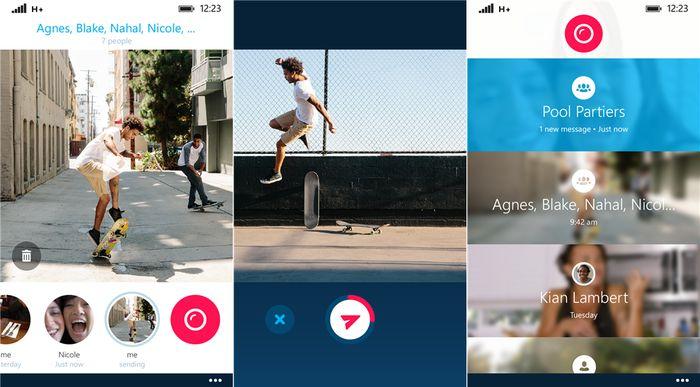 Skype Qik – совершенно новое приложение для отправки коротких, спонтанных видео