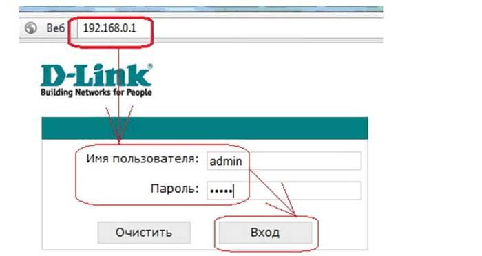 Способы перезагрузки роутера D Link DIR 615