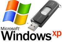 Установка Windows XP с флешки